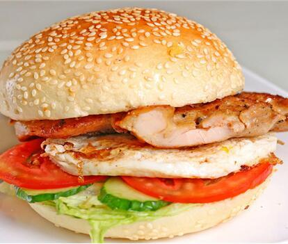 圣多斯快餐汉堡