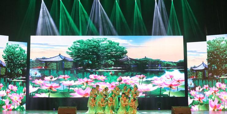 小天鹅艺术中心舞台表演