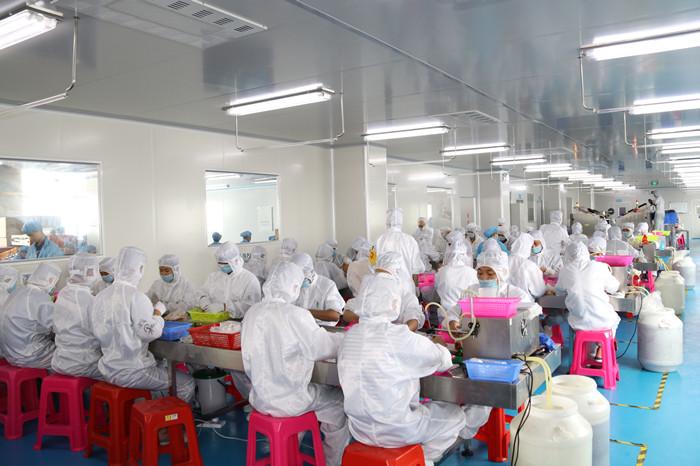广州市萱莹生物科技有限公司工厂图片3