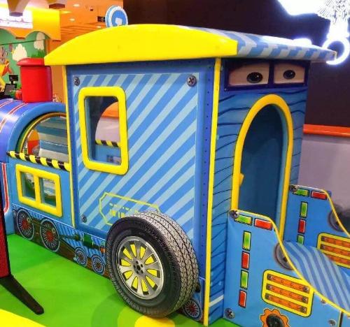 海贝儿儿童乐园游乐设施