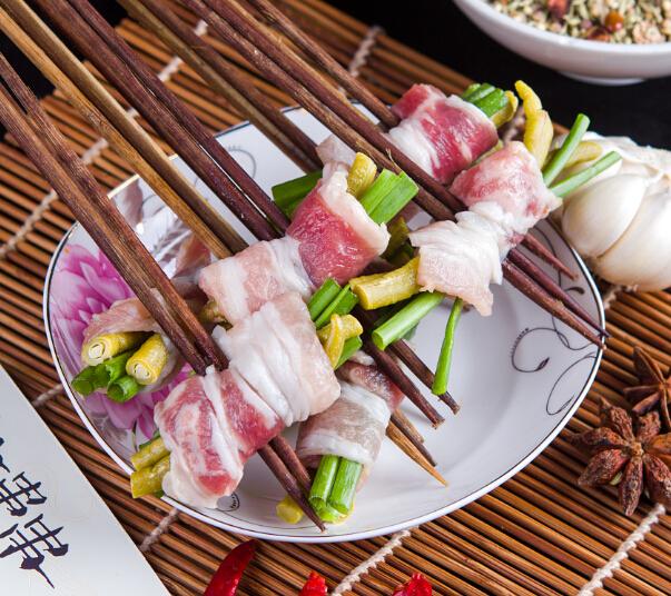 奥龙串串泡豇豆五花肉