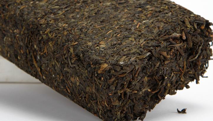 安化黑茶茶饼