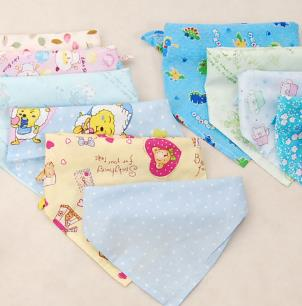 F&C婴儿用品方巾