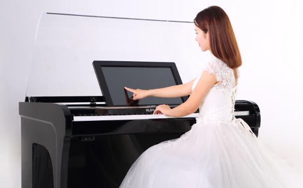 智能钢琴加盟