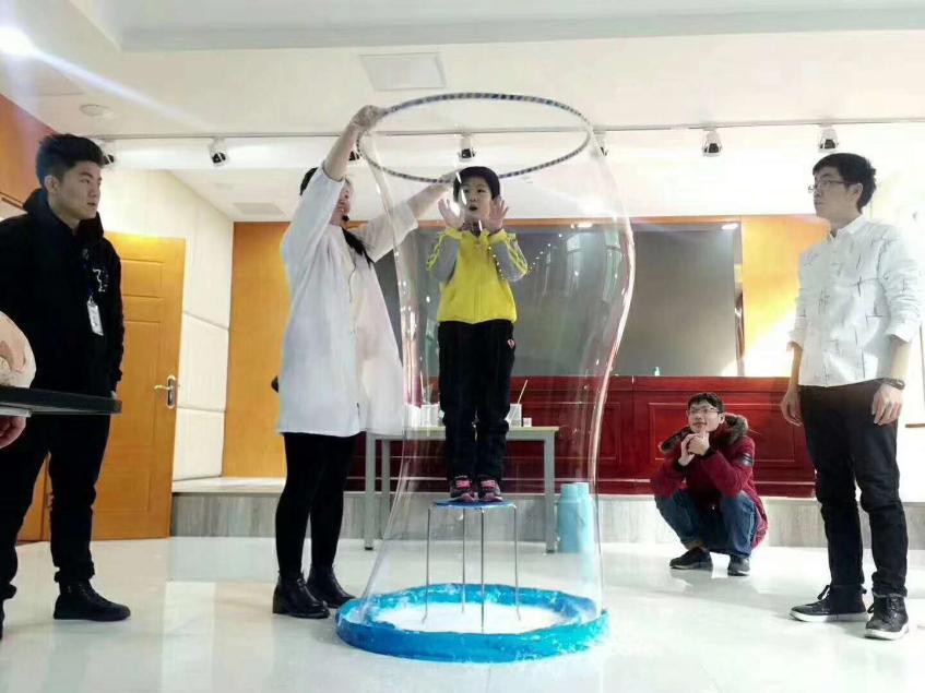 小牛顿科学实验班玩中学