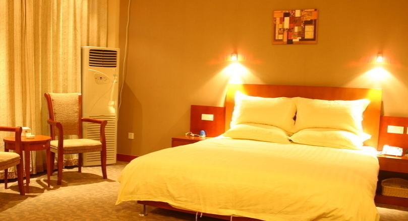 寰岛泰得大酒店房间布置