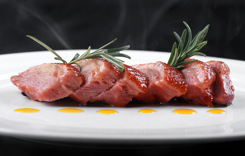 紫光美食云餐饮红烧肉