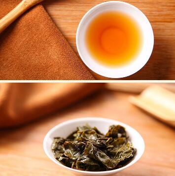 高山乌龙茶成色