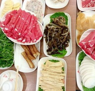 陈群火锅素菜