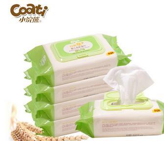 婴幼儿纸巾