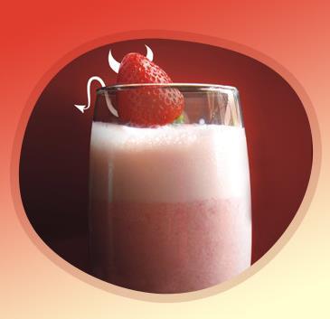 奶熊奶茶草莓奶茶