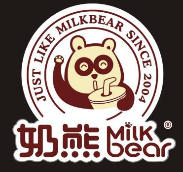 奶熊奶茶加盟