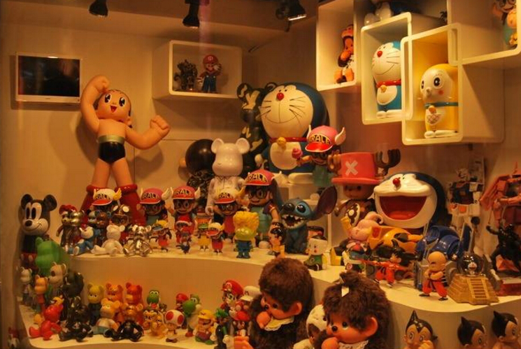 儿童玩具店