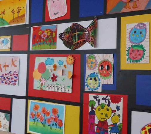 西米祿创意美术作品展示
