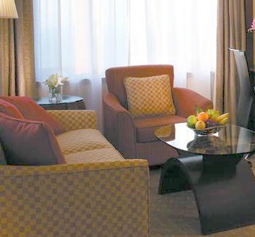 23度便利酒店客厅