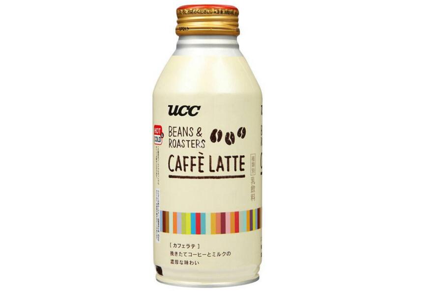 ucc咖啡拿铁咖啡
