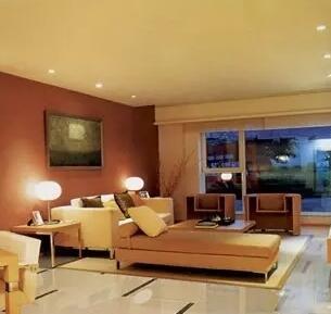 锦绣前程木地板客厅