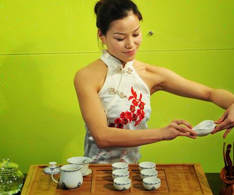 紫阳茶煮茶