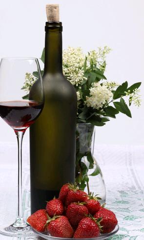 名庄干型红酒