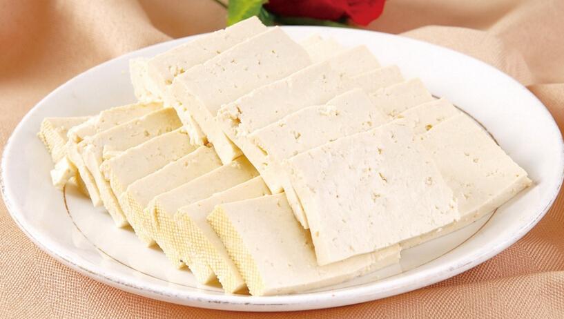 仙豆仙花生豆腐切片豆腐