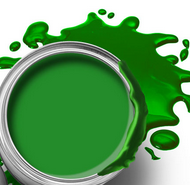 经典绿油漆