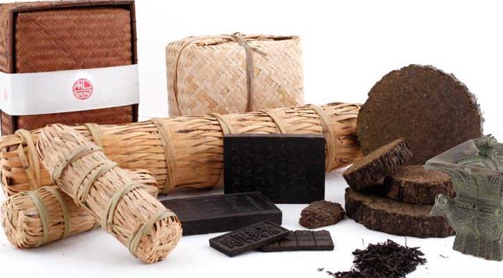 安化黑茶礼盒装