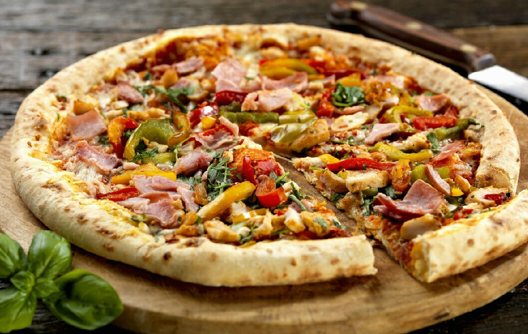 乐凯撒比萨多味披萨