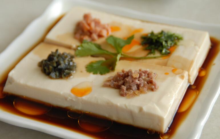 仙豆仙花生豆腐酱豆腐
