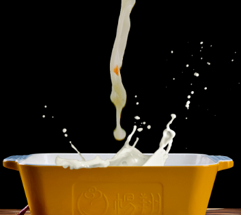 楊翔豆皮涮牛肚高湯