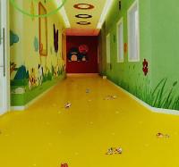 宝丽龙幼儿园地板