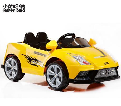 小龙哈彼童车汽车