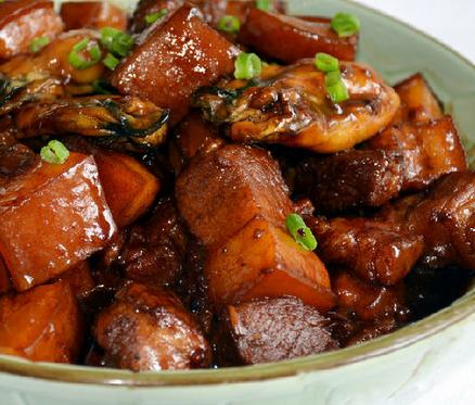 大鹏农家菜红烧肉