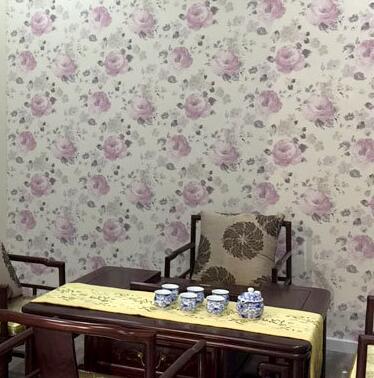 朗饰壁纸茶房