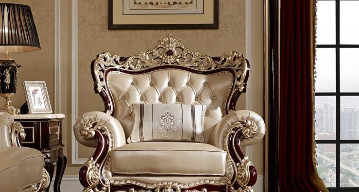 MH法式新古典家具沙发