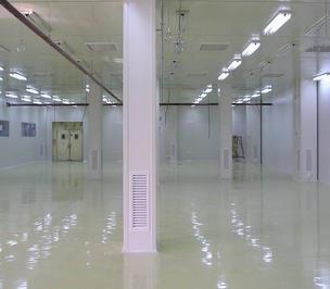 环氧地板练功房