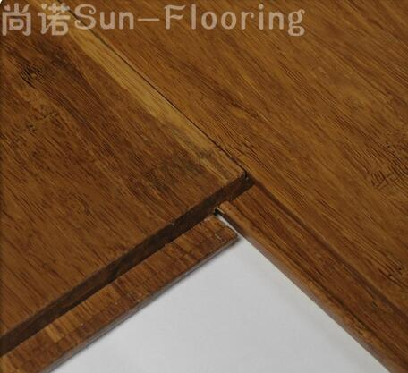 尚诺竹地板细节