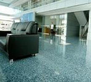 洁福PVC地板效果图