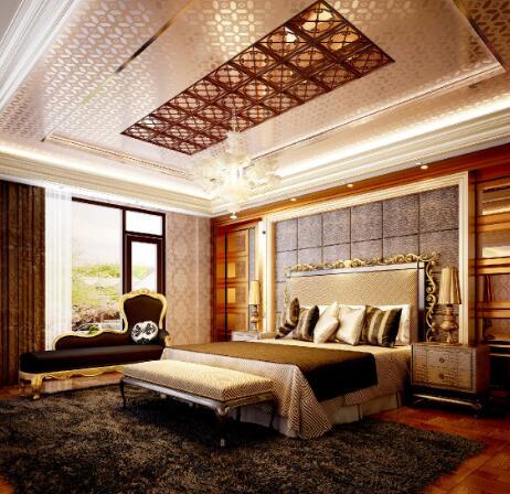 奥邦吊顶卧室