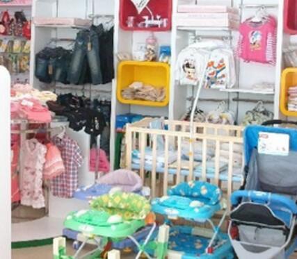 NONOVIVI婴儿用品店设计