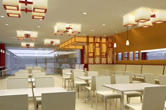 中式快餐店