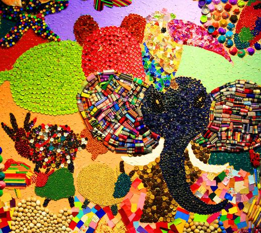 西米祿创意美术幼儿艺术