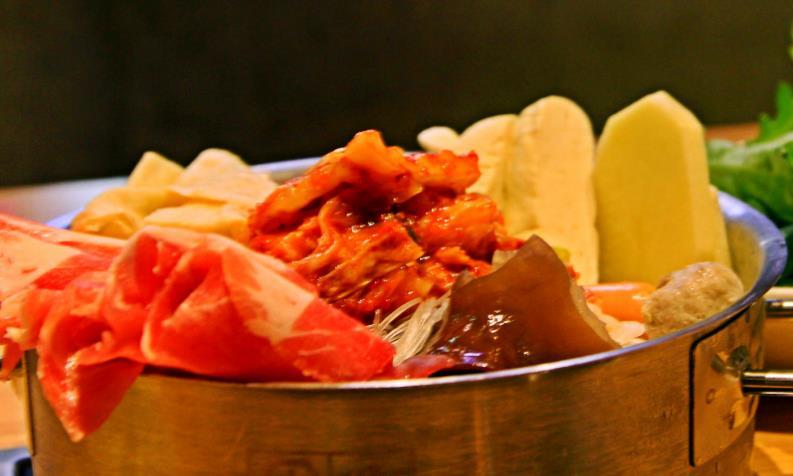 阿香婆火锅肉