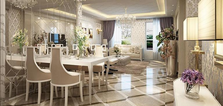 冠珠陶瓷客厅
