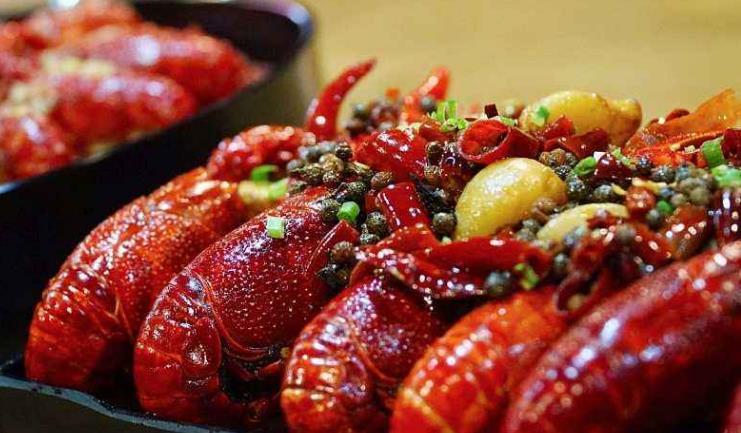 王记麻辣小龙虾豆豉龙虾