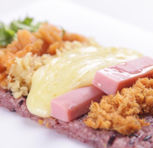 米棒台湾饭团火腿口味