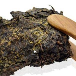 安化黑茶金花茯茶
