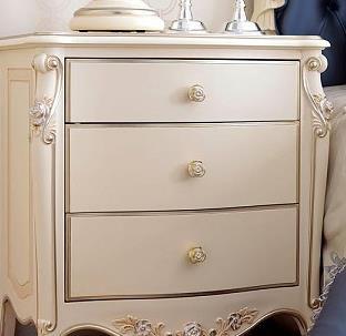 M&H法式新古典家具床柜