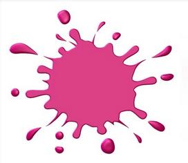 经典紫油漆