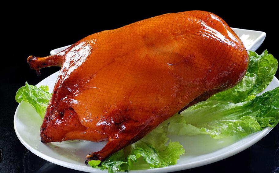 大鸭梨烤鸭店美味烤鸭
