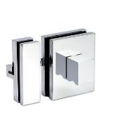 邦派玻璃门锁